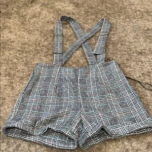 Shorts overall brand new with tags